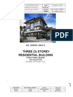 Structural Calculation 3 Storey Residential House Part 1