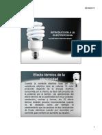 Capítulo 2.2. Efecto Térmico de La Electricidad