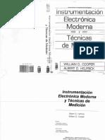 Instrumentación Electrónica Moderna - Cooper