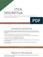 Ejercicios Resueltos de Distribuciones de Frecuencias