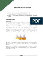 Informe 2 - Disoluciones