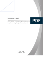 Harnessing Change Whitepaper
