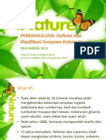 PPT kimia bahan alam