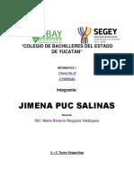 Ambiente Excel Jimena Puc Salinas