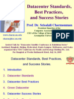 Data Center Best Practices and Standards