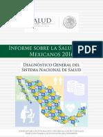 Informe Salud Mexicanos 2016