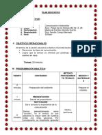 Plan Educativo de Comunicación-quicho-Alejo