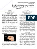 An Automated Hybrid Classification and Prediction Technique (AHCP) for Identifying Brain Tumors from Images
