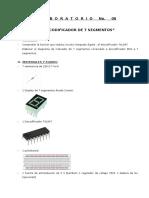 Laboratorio Eo No6 Decodificador 2018