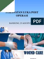 Perawatan Luka Operasi Fix