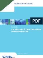 Guide Securite CNIL