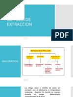 Metodo de Extraccion