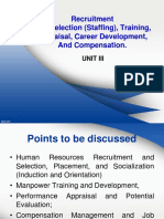 HRM(Unit 3) HR Rec and Selection.pptx