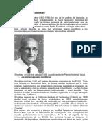 Biografías de Los Inventores Del Transistor