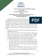 1. Pengumuman Hasil Skd Bkkbn 2018
