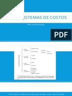 Tema 6 Sistemas de Costos