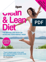 Clean and Lean Diet - James Duigan & Maria Lally