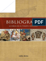 Bibliograma La Biblia en el tiempo historia