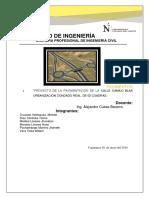 Meis Pavimentos Informe Final