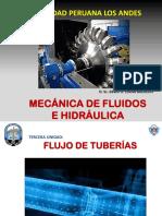 FLUJO DE TUBERIAS