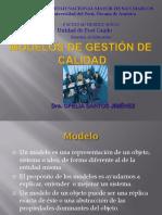 MODELOS DE GESTION DE LA CALIDAD