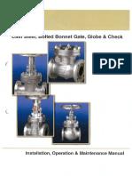crane manual valve
