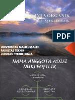 Kimia Organik 2018 Bppt