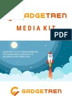 Media Kit Gadgetren