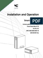 APC SRC Installation Manual