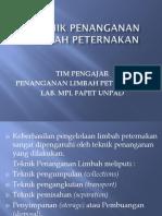 TEKNIK PENANGANAN LIMBAH PETERNAKAN.pptx