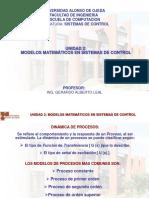 Unidad 2 Modelos Matematicos en Sistemas de Contol Analisis Dinamico1
