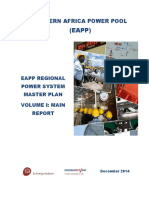 1332 Eapp Master Plan 2014 Volume 1 Main Report