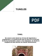 Clase 1 Tuneles