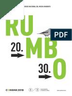 Rumbo 20.30 - Programa Conama 2018