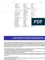 Guide Methodologique Auditabilite Si - Fiches Pratiques 1
