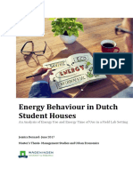 4 Analysing Electricity Consumption in Student Houses