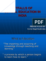 education in india.ppt
