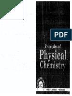 Physical chemistry Puri Sharma Pathania
