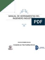 Manual de Herramientas Del Ingeniero Industrial