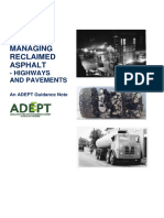 Managing Reclaimed Asphalt v2013-12