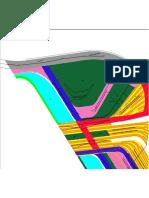 Plan de Terrassement Zone 1