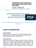 20181030 Sistem Advanced Metering Infrastructure - Digital Transformation