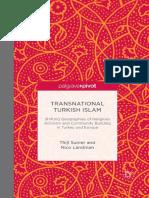 [Thijl Sunier, Nico Landman (Auth.)] Transnational(B-ok.org)