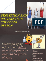 HEALTH PROMOTION AND WELLNESS FOR THE OLDER PERSON.pptx