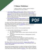 Regulation of Chinese Medicines.docx