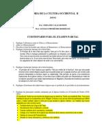 Cuestionario - Parcial Fernando Cuestionario