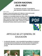 Economis en El Peru