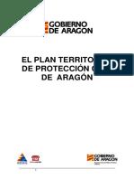 PLATEA Plan protección Civil Aragón