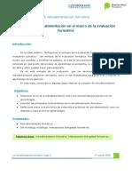 Clase 2_ La Retroalimentación en El Marco de La Evaluación Formativa