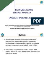1.3 d Konsep Model Pembelajaran PBl.ppt